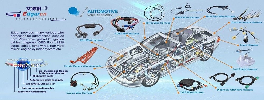 China best Automotive Wiring Harness on sales
