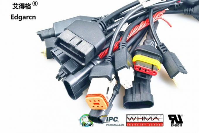 Injection Molding Game Machine Harness Oem Service Inner / Outer Mold