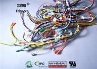 Ul Standards Jamma Wiring Harness , 24 - 16awg Custom Cable Assemblies