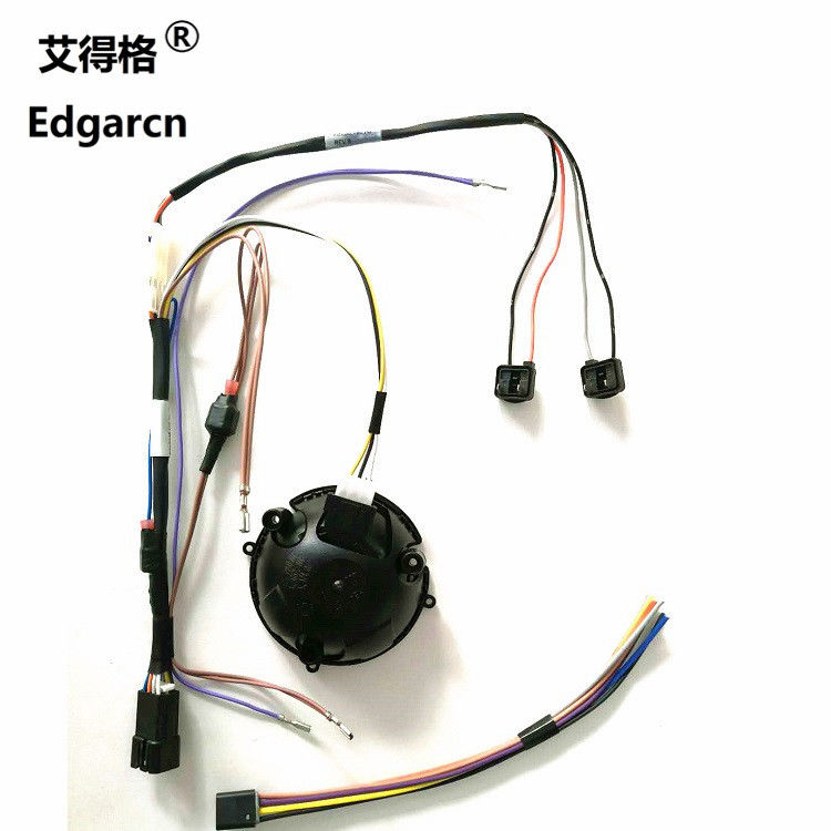 Iatf16949 Electric Automotive Wiring Harness Truck Mirror Harness For Magna