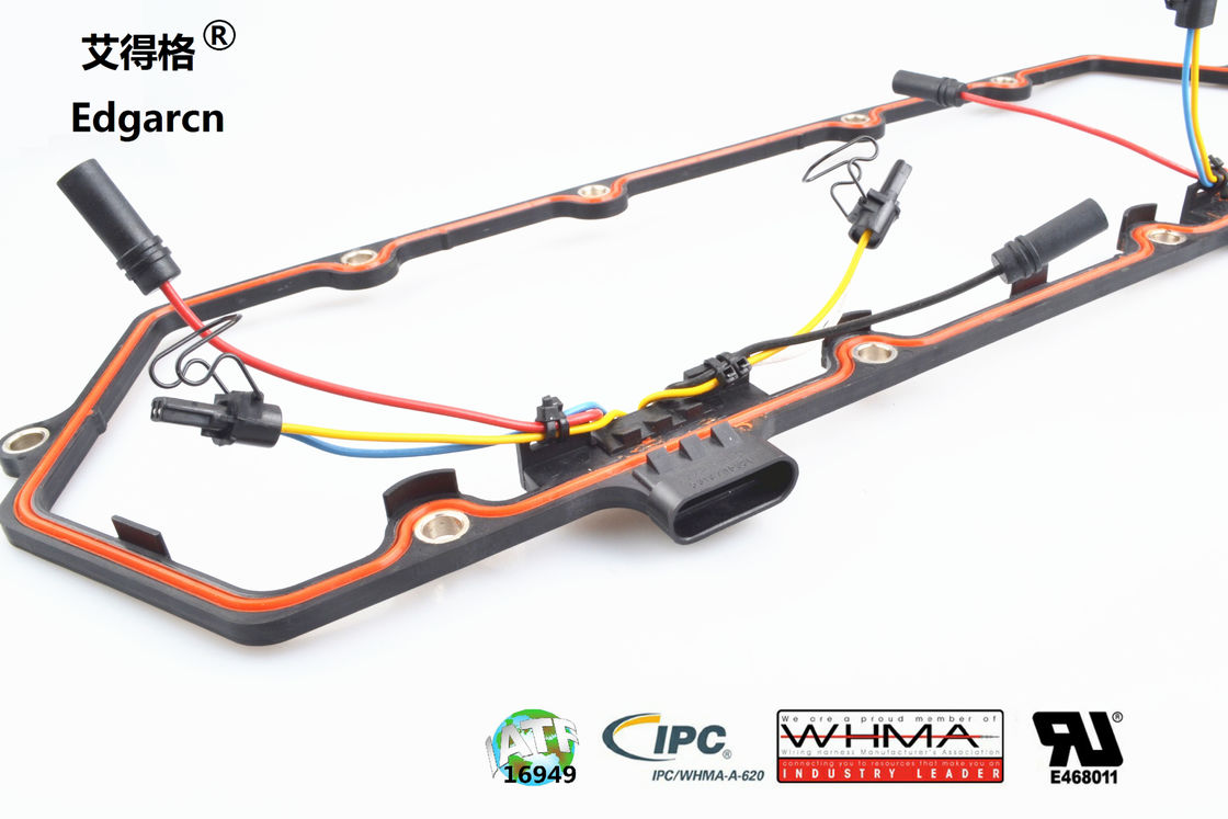 615-202 Auto Wiring Harness kit  , Diesel Engine Wire Harness Pa66 Material