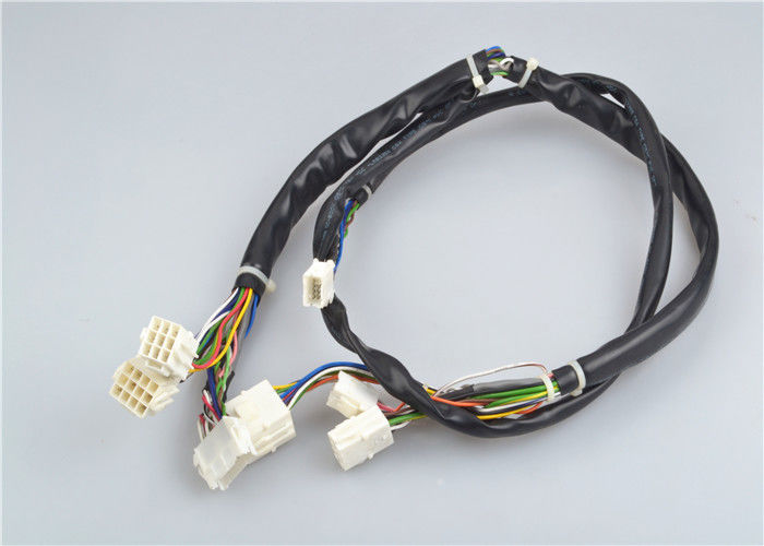 101mm Length Custom Wire Assemblies Ul Certified For Sega Game Machine