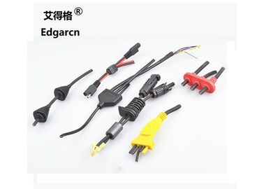 Ul Approved Custom Wire Assemblies , Edgarcn Overmolding Cable Assemblies