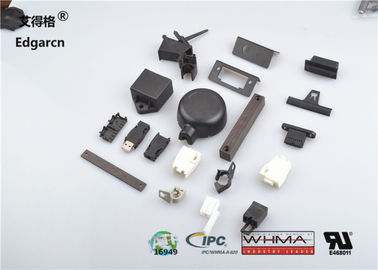 Gps Harness Plastic Injection Parts Overmolding Cable Assemblies connector