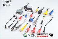 Oem Electronic Wiring Harness , Standard Size Power Control Cable 1 Year Warranty